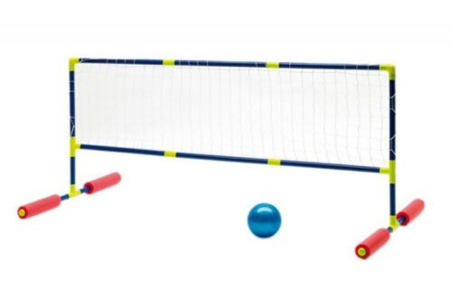 Wasser Volleyballspiel Wasserball Wasserspiel Poolspiel Pool mit Ball Pumpe Netz