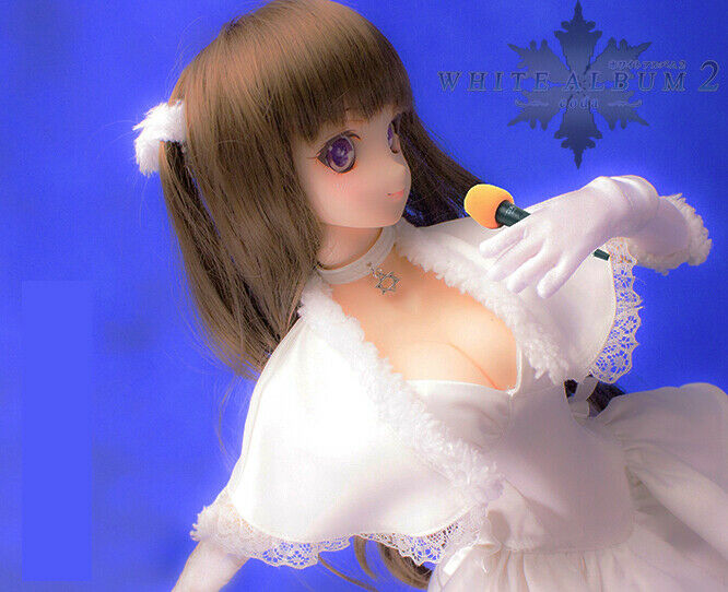 1 3 bjd Dollfie Dream Doll clothes DDL DDM Weiß Album 2 cosplay outfit 118DL
