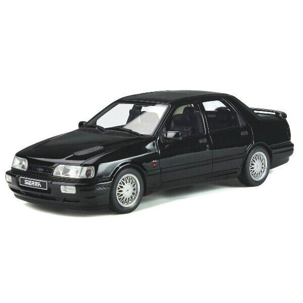 Ford Sierra 4x4 Cosworth 1992 Black 1/18 - OT854 OTTOMOBILE