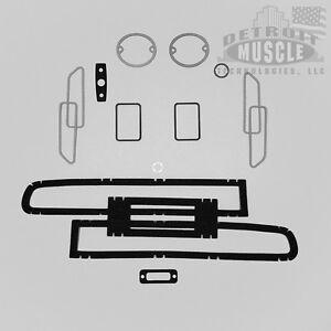 "1-1//8/"" White Drop Handguard Handlebar Armor XC Protector Kit Black SCK161"