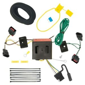 Tekonsha-Trailer-Hitch-Wiring-Tow-Harness-For-Jeep-Patriot-2008-2009-2010-2011