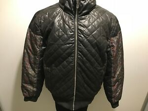 dcf1c09d6 Details about JEEP BOMBER JACKET WINTER OUTDOOR JACKET CAMO STYLE CASUAL  MEN'S SIZE L RARE