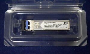 ORIGINAL HP J4859C  X121 1G SFP LC LX TRANSCEIVER J4859-69201