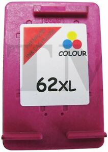 62-XL-Colour-Remanufactured-Ink-Cartridge-For-HP-Envy-5665-Printers