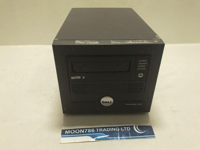 Dell Powervault 110T Ultrium 1 Lto STU62001LW Externa Unidad de Cinta - Ref.