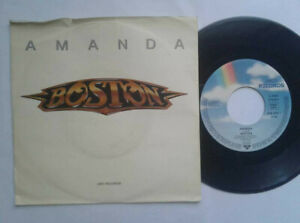 Boston-Amanda-7-034-Vinyl-Single-1986-mit-Schutzhuelle