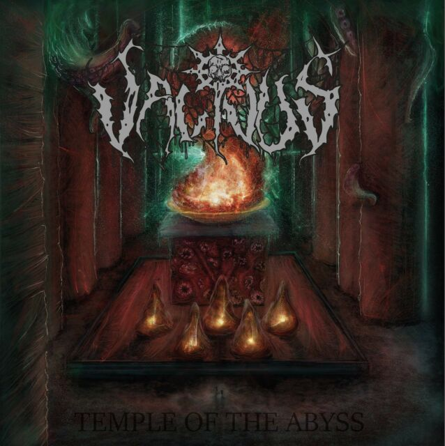 Vacivus Temple Of The Abyss Vinyl LP NEW sealed