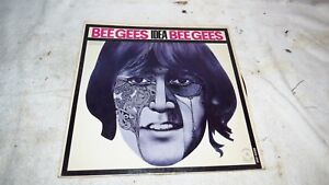 BEE-GEES-LP-IDEA-TRI-COLOR-LABEL-Fast-Shipping