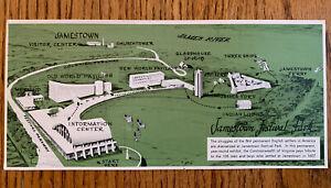 Jamestown Festival Park Williamsburg Virginia Vintage 4x8