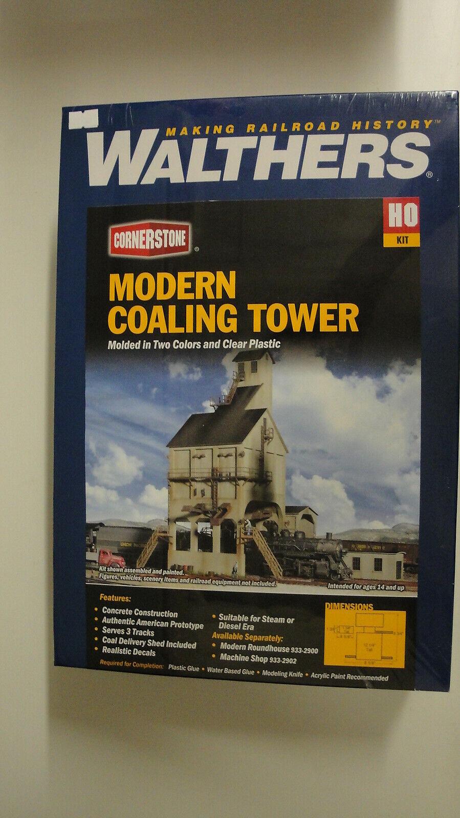 ofrecemos varias marcas famosas Walthers {933-2903} Walthers Piedra Piedra Piedra Angular moderna torre de Cochega de Cochebón  el mejor servicio post-venta