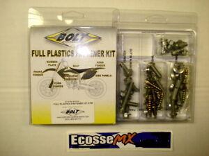 Yamaha-Yzf250-YZF450-2003-2005-Wrf250-Wrf450-2003-2006-Plastico-Panel-Kit-De