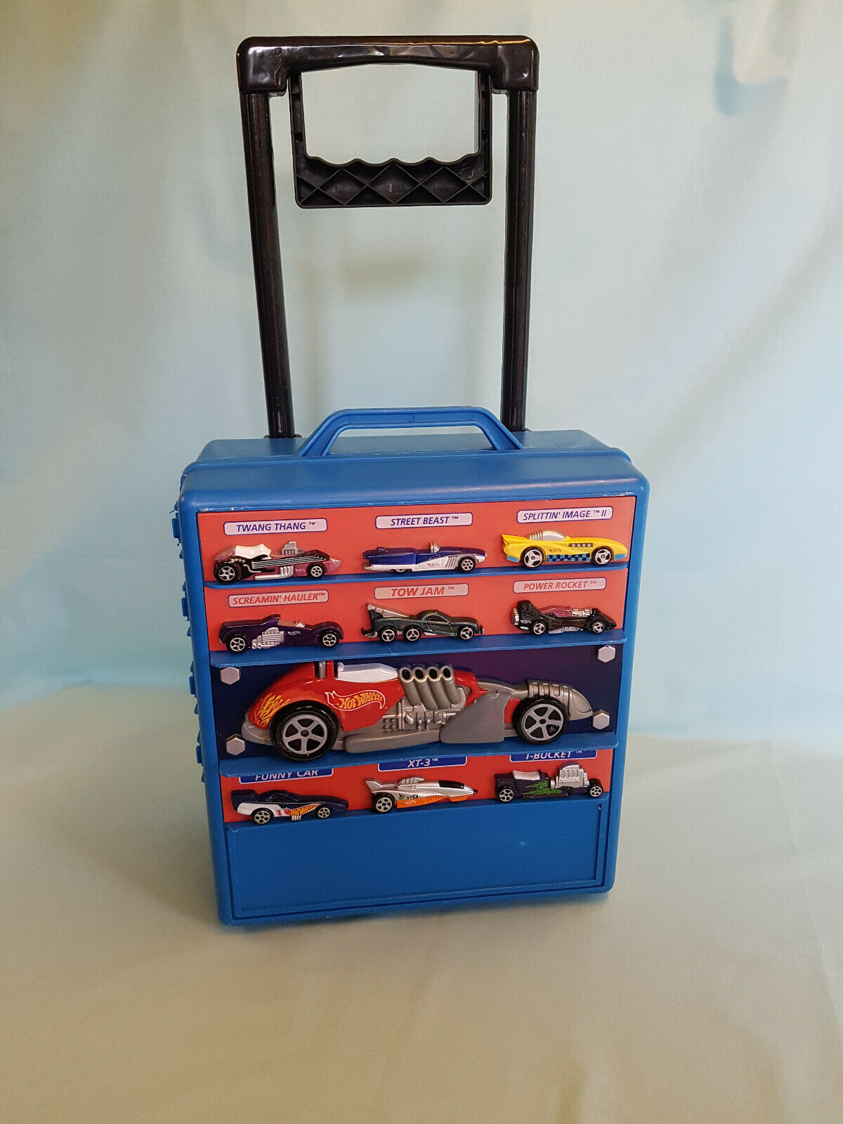 Hot Wheels 100 Voitures Storage Carry Case collecting