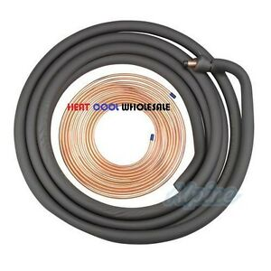 3-8x3-4x50-foot-Insulated-LINE-SET-Air-Conditioning-highest-quality-price-match