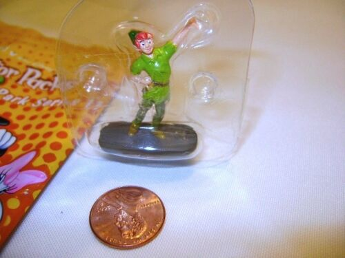 2010 Disney Collector Packs Park Series 11 Peter Pan Mini Figure Disneykin PVC