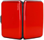 miniatuur 46 - RFID-Aluminium-Brieftasche-Kreditkartenhalter-Kartenetui-Metall-ID-Etui-Amadeus