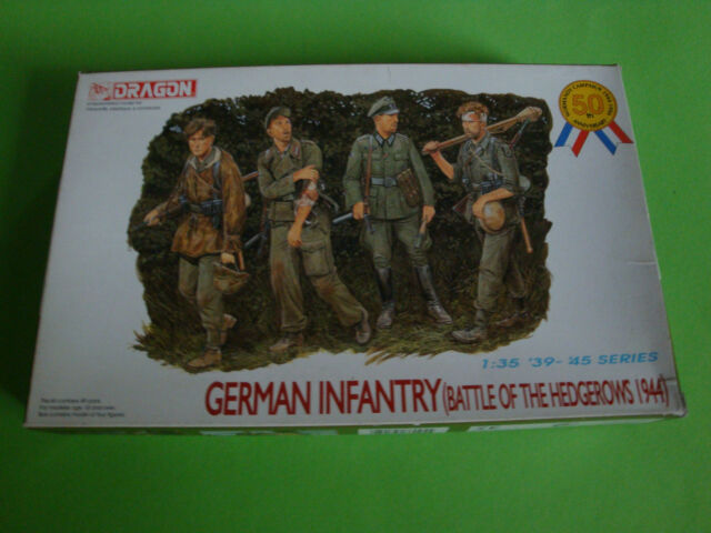 Dragon German Infantry (Battle of the Hedgerows 1944) Nr.6025