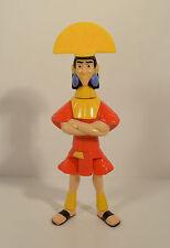 "RARE FOREIGN 2001 Kuzco 5"" McDonald's Action Figure Disney Emperor's New Groove"