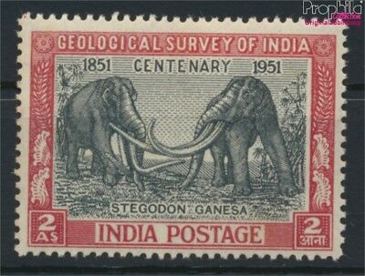 Active India 218 (complete.issue.) Unmounted Mint / Never Hinged 1951 Geology (9137607 Excellent (In) Quality