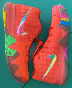 kyrie cereal shoes lucky charms