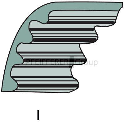 36-8070 66-0210 Toro V-Nr Keilriemen pas f