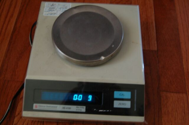 METTLER Balance Analytical AE163 Scale With Option 011