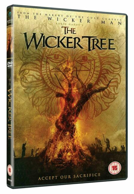 The Wicker Tree - DVD 2012 Christopher Lee, Clive Russell New Sealed  Gift