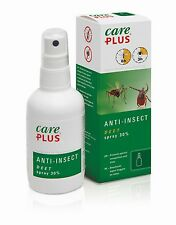 Care Plus Anti-Insect DEET 30% Spray (60ml)