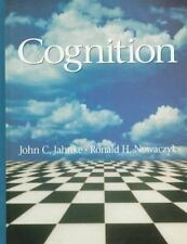 Cognition by John C. Jahnke, Ronald H. Nowaczyk
