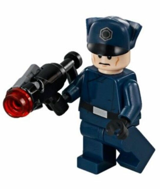 LEGO STAR WARS Minifigure - First Order Officer - split from 75166