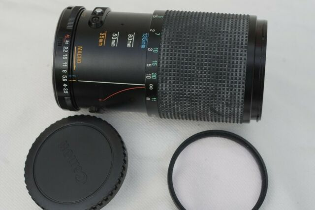 """Tamron Adaptall - 2 40a 35-135mm f3.5-4.5, sehr gut. alle DSLR""""."""