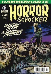 Horrorschocker 49-le Troupeau De Tzeentch-ds-bd-article Neuf-afficher Le Titre D'origine Jolie Et ColoréE