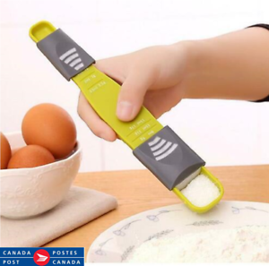 New-Measuring-Spoon-Cup-Adjustable-Scale-Baking-Tool-Kitchen-Accessory-Gift