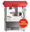 New-Carnival-King-Commercial-Popcorn-Maker-Machine-8-oz-Popper-Concession-Kettle thumbnail 2