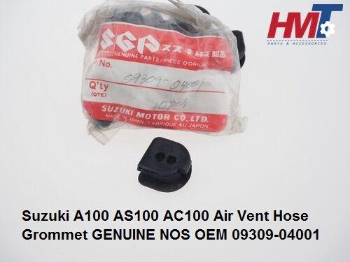Genuine Suzuki A100 AS100 AC100 Air Vent Hose Grommet 09309-04001 NOS JAPAN