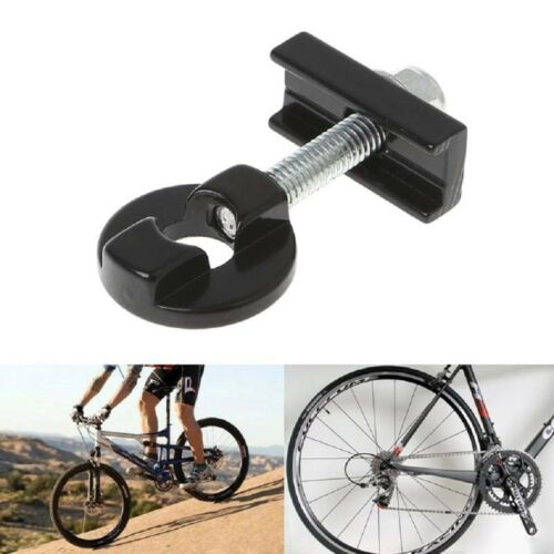 BMX Fixie Bike Bicycle Chain Adjuster Tensioner Fastener Aluminum Alloy Bolt LD
