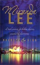 Lee, Miranda .. Secrets & Sins (2 Novels in 1)