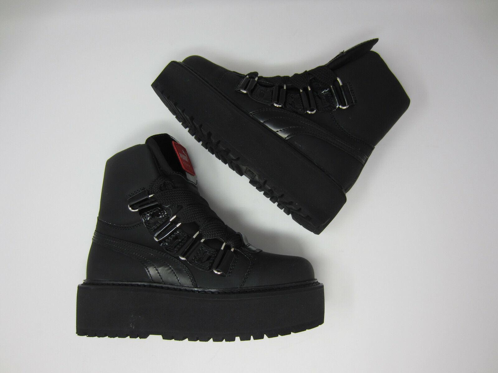 puma fenty platform shoes