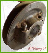 D2911r John Deere A B G H Split Pulley Installs On Fan Shaft 1 14 Center