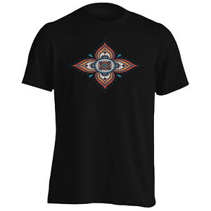 Floral-Mandala-fond-Tee-Shirt-Homme-Tank-Top-p300m
