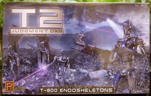 Terminator 2 Judgement Day T-800 Pegasus 9017 1:32