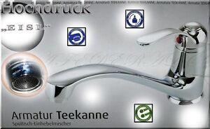 Eisl-CULT-TEEKANNE-ECO-CLICK-Kuechenarmatur-Spueltischarmatur-wasserhahn-Badarmatu