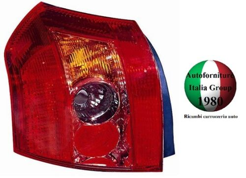 FANALE FANALINO STOP POSTERIORE SINISTRO SX TOYOTA COROLLA 04/> 2004/> 3P 3 PORTE