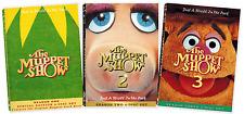 The Muppets Show: Jim Henson TV Series Complete Seasons 1 2 3 Box/DVD Set(s) NEW