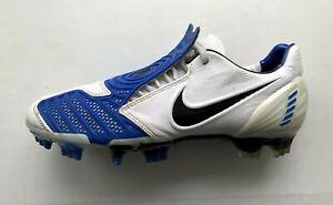 Nike 2008 Vintage Total 90 Laser II Chaussures de football Crampons Football UK 6.5