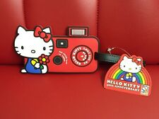 Hello Kitty Con 40th Anniversary Luggage Tag Smile For Me (HK)