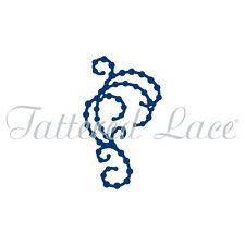 Tattered Lace Cutting Dies MINI PEARL FLOURISH #5 D1262  Stephanie Weightman