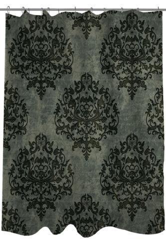 One Bella Casa Haunted Filigree Single Shower Curtain