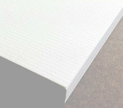 Laid A4 Paper 100gsm Bright White Croxley Heritage Water Marked 100 Pk