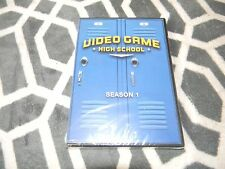 VIDEO GAME HIGH SCHOOL, SEASON 1, DVD, NO DISC 1, DISC 2 ONLY