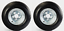 2-Pk-Trailer-Tire-Rim-20-5X8-10-205-65-10-20-5X8-0-10-5-Lug-E-Galvanized-Wheel thumbnail 1